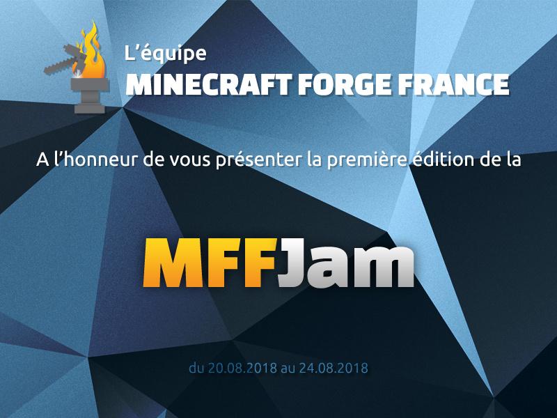 MFFJam, le premier concours de Modding de MFF